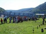 Dravci a sovy létali ve Štěchovicích