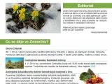 Zpravodaj Zvonečku - leden 2014