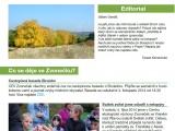 Zpravodaj Zvonečku - Říjen 2014